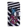 MOONCASE чехол для iPhone 5G / 5S Флип PU кожаный бумажник Складная подставка Feature Чехол обложка No.A09 mooncase чехол для iphone 5g 5s флип pu кожаный бумажник складная подставка feature чехол обложка no a02