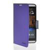 MOONCASE Classic cross pattern Leather Side Flip Wallet Card Slot Pouch Stand Shell Back ЧЕХОЛДЛЯ HTC Desire 816 Purple mooncase classic cross pattern leather side flip wallet card pouch stand soft shell чехол для motorola moto g hot pink