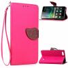 MOONCASE [оставляет магнитных] ремешок на запястье флип - пу - кожаный бумажник карту почты от назад дело прикрытия Huawei Honor 4C colosseo 70805 4c celina