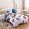 Перо свет текстильной хлопок три-штучных детские кровати одного студенческое общежитие Общежитие трехсекционный вскользь элегантность 160 * 210см
