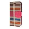 MOONCASE сетке кожа держатель карты Чехол с Kickstand чехол для Apple IPhone 6 (4,7 дюйма) ярко-розовый for iphone 7 4 7 inch brushed plastic kickstand shell casing baby blue