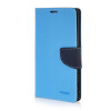 MOONCASE Cross pattern Leather Wallet Flip Card Slot Pouch Stand Shell Back ЧЕХОЛ ДЛЯ Sony Xperia T3 Blue mooncase classic cross pattern leather side flip wallet card pouch stand soft shell back чехол для sony xperia m2 azure