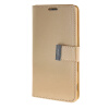 MOONCASE чехол для Sony Xperia T3 Flip Leather Wallet Card Slot Bracket Back Cover Gold чехол вертикальный откидной для sony xperia t3 синий armorjacket page 6