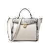 Женщины кожа Трапеция сумка известный люксовый бренд сумки женские Серпантин молнии Hasp тотализатор сумки посыльного женский саквояж женские сумки через плечо саквояж для банкета