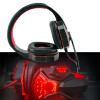 Новая игровая Гарнитура наушники микрофон стерео наушники с микрофоном и USB-580104