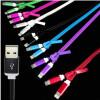 молния дизайн - 2 в 1 мобильный телефон, USB - кабель, телефон, зарядка кабель Micro USB - кабель для синхронизации данных за Samsung для iPhone телефон