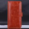 Оригинал Многофункциональный Полный защитный кожаный чехол с минисумкой для note 4