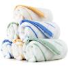 Санли чистого хлопка полотенце сатин полотенце мочалкой мыло с мочалкой внутри купить