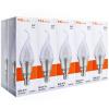 Супермаркет] [Jingdong FSL (FSL) LED восковые энергии хвост колбы лампы 3W E14 отверстия теплый белый 2700K 10 палочки led светильник foshan fsl led e14 3w