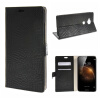 MOONCASE Huawei Ascend G8 ЧЕХОЛДЛЯ Snake pattern Leather Flip Folio Wallet Card Slot Stand Black 04 стоимость