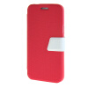 MOONCASE Side Flip Hard board Slim Leather Bracket Window чехол для Cover Samsung Galaxy S5 Mini ярко розовый mooncase side flip hard board slim leather bracket window чехол для cover samsung galaxy s5 mini ярко розовый