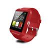 спорт Bluetooth Умные часы UWatch U8 pedemeter высотомер барометр умный часы для андроид телефон Iphone телефон андроид недорого китайский