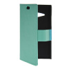 MOONCASE Slim Leather Side Flip Wallet Card Slot Pouch with Kickstand Shell Back чехол для Nokia Lumia 730 Mint Green mooncase slim leather side flip wallet card slot pouch with kickstand shell back чехол для nokia lumia 535 mint green