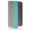 MOONCASE Business style Leather Side Flip Wallet Card Slot Pouch Stand Back чехол для Motorola Moto X2 Grey mooncase slim leather side flip wallet card slot pouch stand shell back чехол для motorola moto droid turbo xt1254 azure