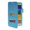 MOONCASE View Window Leather Side Flip Pouch Hard board Shell Back чехол для Samsung Galaxy Note I9220 Blue mooncase view window leather side flip pouch hard board shell back чехол для samsung galaxy note 2 n7100 pink