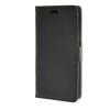 MOONCASE Litch Skin Leather Card Slot Wallet Bracket Back чехол для HTC Desire 320 D320 Black htc desire 650