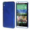 MOONCASE матовый Жесткий Оболочка Резина Вернуться Защитная Прорезиненные чехол для HTC Desire 820 Голубой htc desire 650