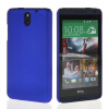MOONCASE Hard Rubberized Rubber Coating Devise Back чехол для Htc Desire 610 Dark blue мобильный телефон htc desire 530 dark gray