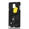 мити новенький Air Jordan кроссовки 4 6 7 единственным пвх для Samsung Galaxy Note 4 резиновые покрытия n9100 иордании телефон дело 15 цветов чехол для для мобильных телефонов rcd 4 samsung 4 for samsung galaxy note 4 iv