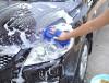 Ultrafine Cleaning Gloves Anthozoanm Royal Blue Fiber Chenille fahion NEW ktm001 chenille fiber car washing gloves sponge pad blue