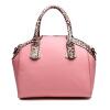 Новые женщины кожаные сумки Трапеция сумки дизайнеры Leopard плечо сумки люксовый бренд женской моды топ-ручка сумки сумки