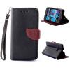 MOONCASE [оставляет магнитные кнопки] премиум - пу - кожа Flip бумажник, слот для карт памяти и вернуть дело для покрытия Nokia Lumia 730