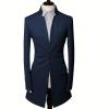 zogaa мужской костюм средней длины пальто пальто средней длины nordland