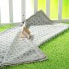 Hi baby (KSbabe) бамбуковое волокно детские коврики детские кроватки детские коврики коврики холодные коврики (120 × 70 см)