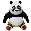 Восточные DreamWorks Кунг-фу Панда 3 сидит Бао подлинной плюшевая игрушка кукла кукла творческий подарок на день рождения подарок мягкая игрушка dreamworks король джулиан 58 см