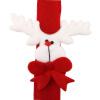 рождественский подарок - браслет / бэнгл рождество декор пэт круг руку кольцо.