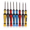 много 8 в 1 очередь отвертка ремонт PRY открытие инструменты Kit для мобильных телефонов аккумуляторы для мобильных телефонов