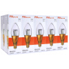 Супермаркет] [Jingdong FSL (FSL) LED свеча 3W прозрачный кристалл лампочка энергетического E14 6500K 10 палочки золото Pearl led светильник foshan fsl led e14 3w