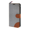 MOONCASE Alcatel One Touch POP C7 , Leather Flip Card Holder Pouch Stand Back ЧЕХОЛ ДЛЯ Alcatel One Touch POP C7 Grey mooncase alcatel one touch pop c7 leather flip card holder pouch stand back чехол для alcatel one touch pop c7 blue