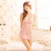 Друзья Honey Honey принцесса розовый комбинезон соблазнов сексуальное женское белье фартук взрослые продукты 8027A podium ошейник с 3 я кольцами
