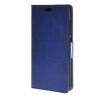 MOONCASE Smooth PU Leather Flip Wallet Card Slot Bracket Back чехол для Huawei Ascend Y520 Blue mooncase чехол для huawei ascend p8 wallet card slot with kickstand flip leather back white