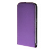 MOONCASE High Quality Cross pattern Leather Vertical Flip Protector чехол для Samsung Galaxy S6 Purple