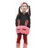 Малыш Девушка долгой зимы с капюшоном Пальто Костюмы Кролик мультфильм + тяжелое дыхание Одежда Набор свитер