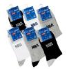 NBA баскетбол носки мужские носки случайные носки эластичные носки хлопок носки установлены 6 пар pezzini носки