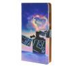 все цены на  MOONCASE чехол для Microsoft Lumia 535 Pattern series Leather Flip Wallet Card Slot Stand Back Cover  онлайн