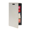 MOONCASE Slim Leather Side Flip Wallet Card Slot Pouch Stand Shell Back ЧЕХОЛДЛЯ Nokia Lumia 930 White