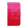 MOONCASE для Samsung Galaxy S4 Mini I9190 кожаный чехол держатель кошелек флип-карты с Kickstand Чехол обложка No.A03 чехол книжка боковой с окошком для samsung galaxy s4 mini i9190 i9192 boostar зеленый