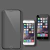 Новые закаленное стекло пленка протектор экрана для iPhone 6 черный