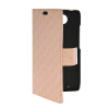 MOONCASE Slim Leather Side Flip Wallet Card Slot Pouch Stand Shell Back ЧЕХОЛ ДЛЯ Motorola Moto Droid Turbo XT1254 Beige mooncase classic cross pattern leather side flip wallet card pouch stand soft shell back чехол для motorola moto g black
