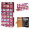 MOONCASE Sony Xperia Z5 Compact ( Z5 Mini ) ЧЕХОЛДЛЯ Flip Leather Foldable Stand Feature [Pattern series] /a14 mooncase sony xperia z5 compact z5 mini чехолдля flip leather foldable stand feature [pattern series] a18