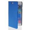 MOONCASE Slim Leather Side Flip Wallet Card Slot Pouch Stand Back чехол для Apple iPhone 6 ( 4.7 inch ) Blue mooncase premium pu flip leather wallet card pouch back чехол для cover apple iphone 6 4 7 красный