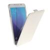 Фото MOONCASE Чехол для Samsung Galaxy Примечание 5 Нижний флип кожаный чехол Чехол Белый чехол
