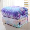 Jiuzhou deer домашний ковер одеяло коралловая шерсть одеяло постельные принадлежности летом сон кондиционеры одеяла