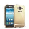 MOONCASE металлический каркас тонких край зеркало 2 в 1 случае прикрытие для Samsung Galaxy Grand I9080 кронштейн крюк желоба grand line 210 мм белый металлический
