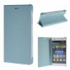 MOONCASE Huawei Ascend P8 Lite ЧЕХОЛДЛЯ Premium PU Leather Pouch Flip Blue huawei ascend y330
