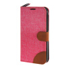 MOONCASE Alcatel One Touch POP C7 , Leather Flip Card Holder Pouch Stand Back ЧЕХОЛ ДЛЯ Alcatel One Touch POP C7 Hot pink mooncase alcatel one touch pop c7 leather flip card holder pouch stand back чехол для alcatel one touch pop c7 blue
